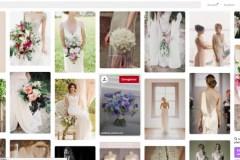 Les tendances déco de mariage 2018 de Pinterest