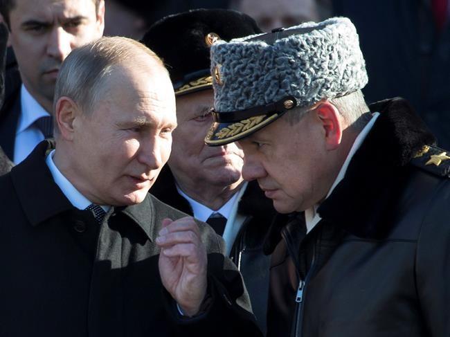 La Russie risque d'interférer avec le vote en 2019