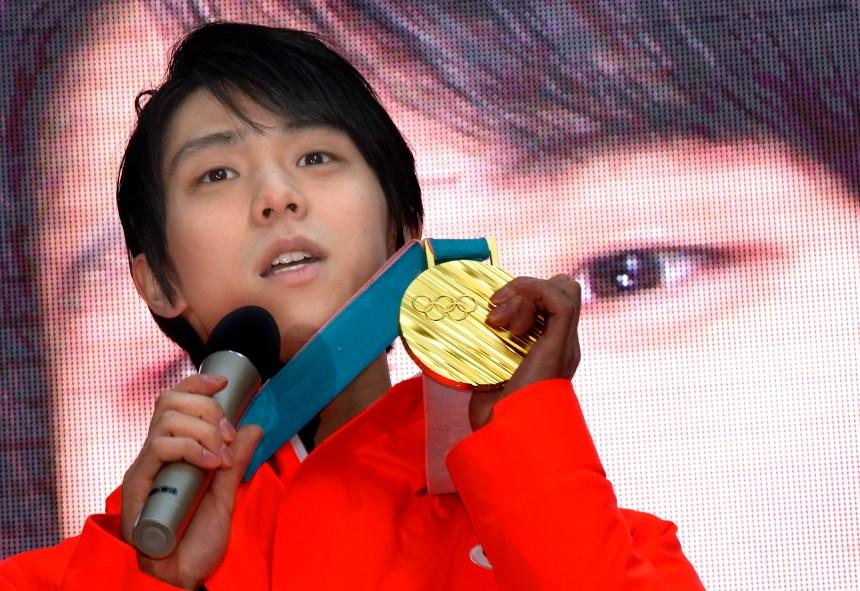 Le champion olympique Yuzuru Hanyu veut maîtriser le quadruple axel