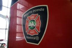 Établissement commercial détruit par un incendie criminel dans Côte-des-Neiges, mardi