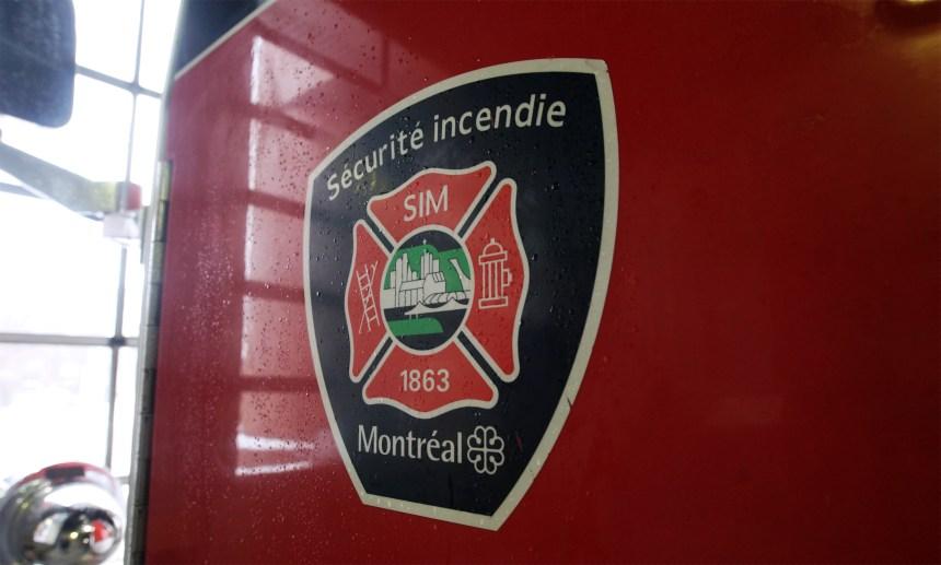 4 camions incendiés dans Rivière-des-Prairies