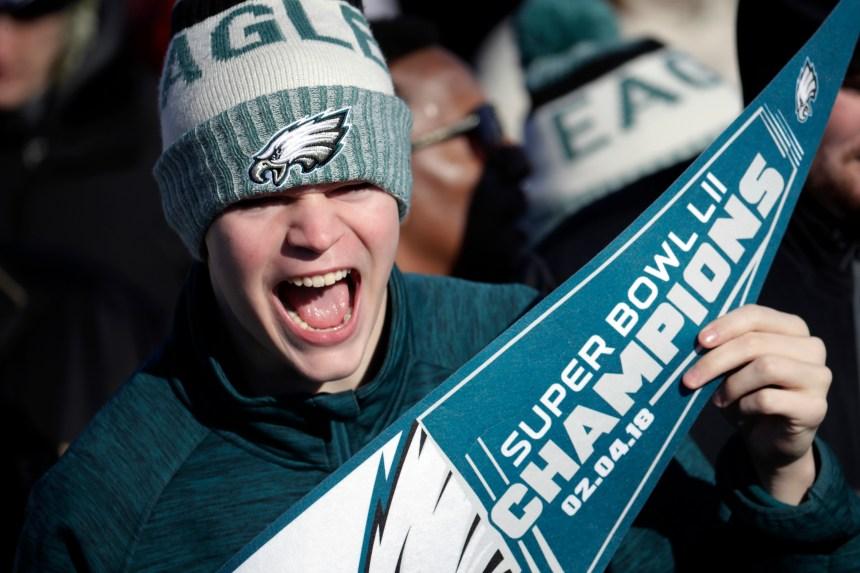 Les Eagles sont optimistes pour Darren Sproles