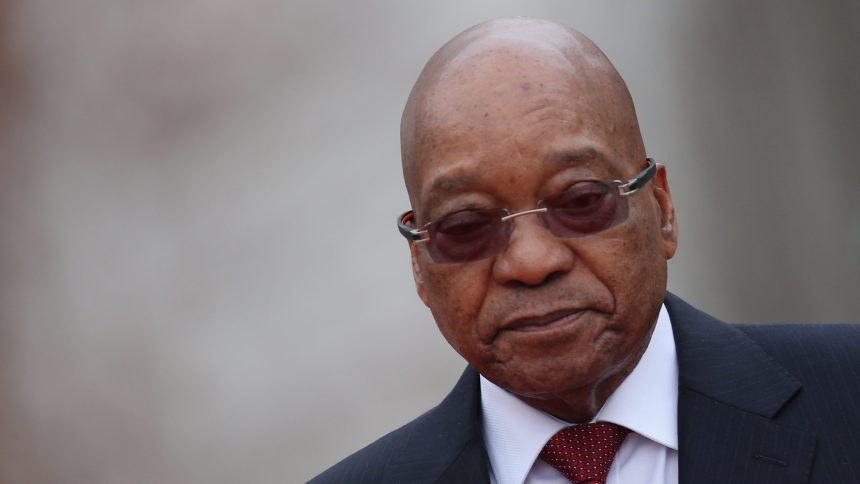 L'ANC décide de révoquer le président sud-africain Jacob Zuma