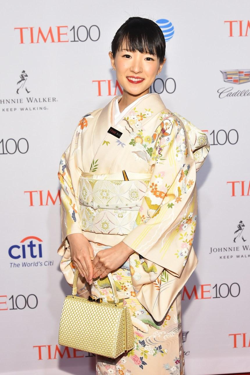 Marie Kondo, la reine du rangement, bientôt sur Netflix