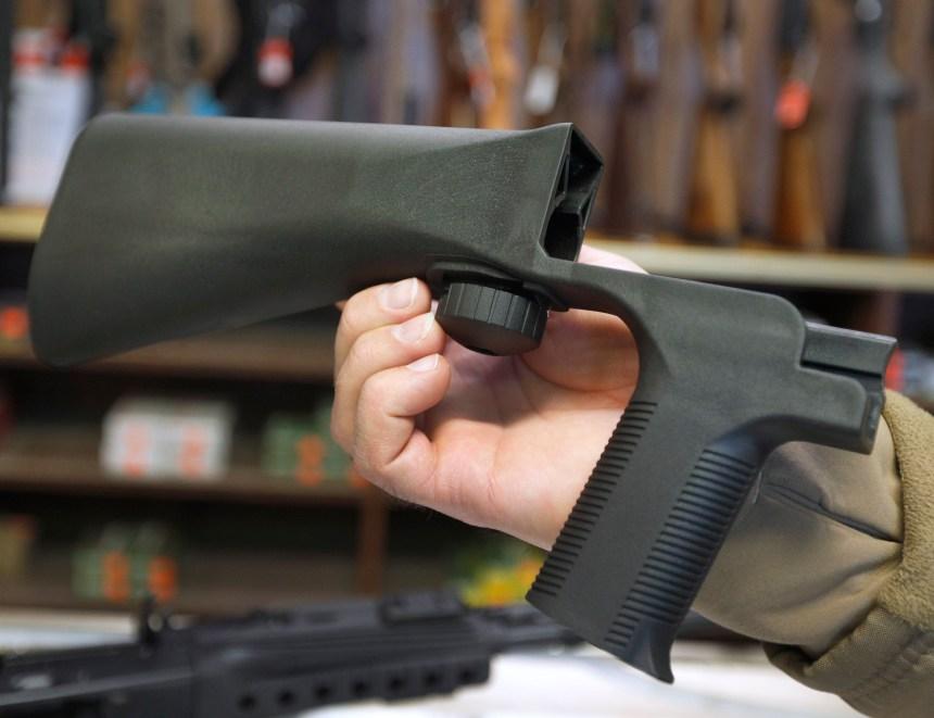 Armes à feu: Trump se dit prêt à bannir les «bump stocks»