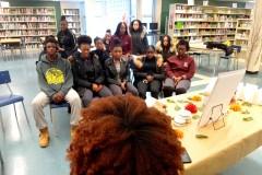 Renouer avec ses origines africaines à l'école secondaire Jean-Grou