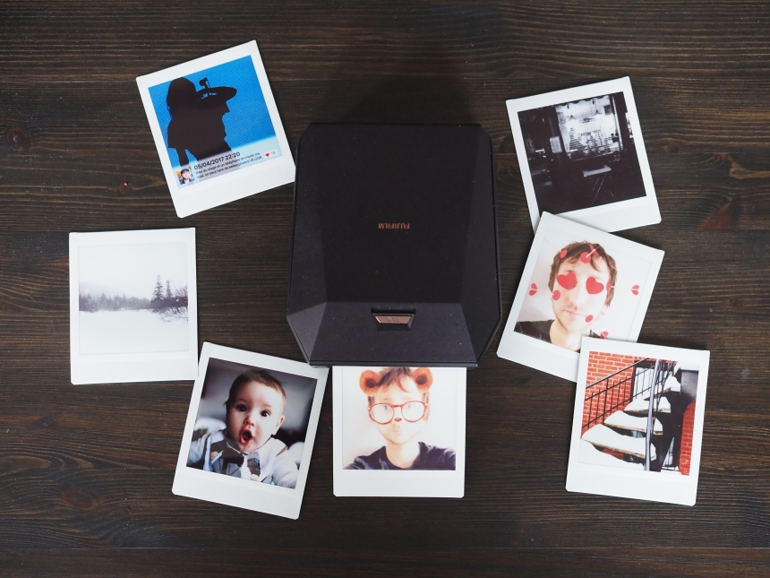 Essai de l'imprimante Fujifilm SP-3 : miser sur la nostalgie