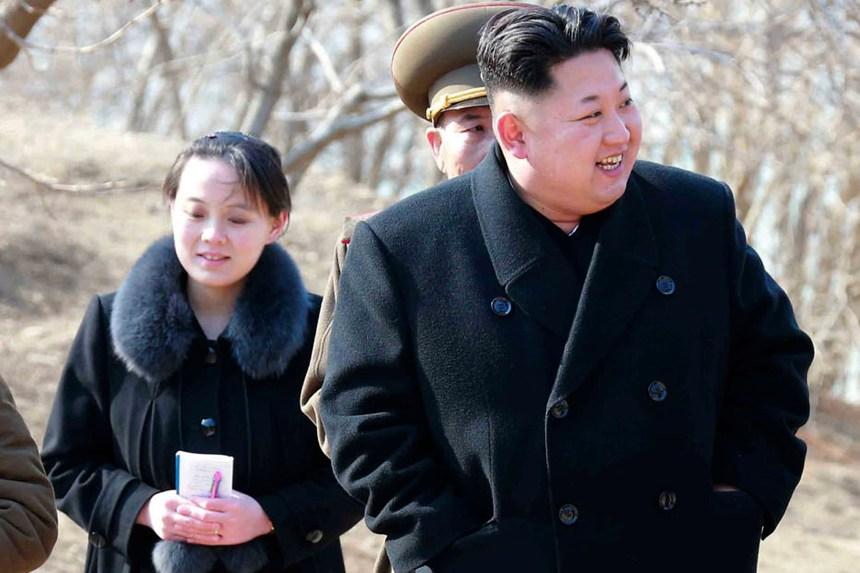 La soeur de Kim sera de la délégation nord-coréenne