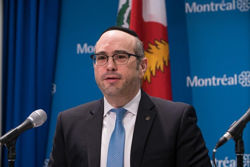 Ensemble Montréal affirme être «le parti de l'environnement»