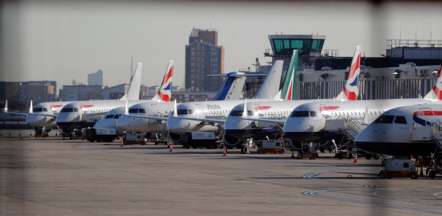 L'aéroport London City fermé à cause d'une bombe de la Deuxième Guerre mondiale