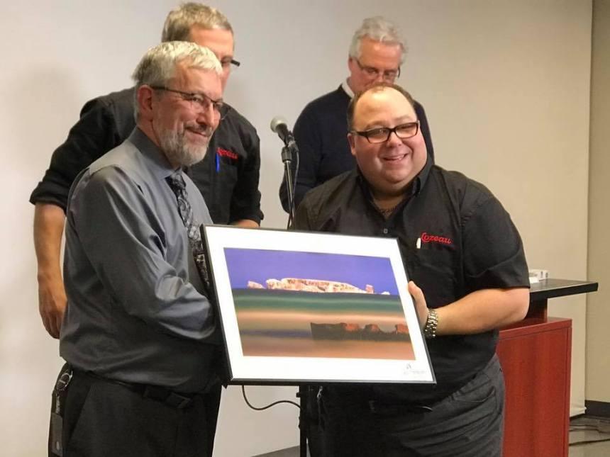 Un photographe laSallois récompensé