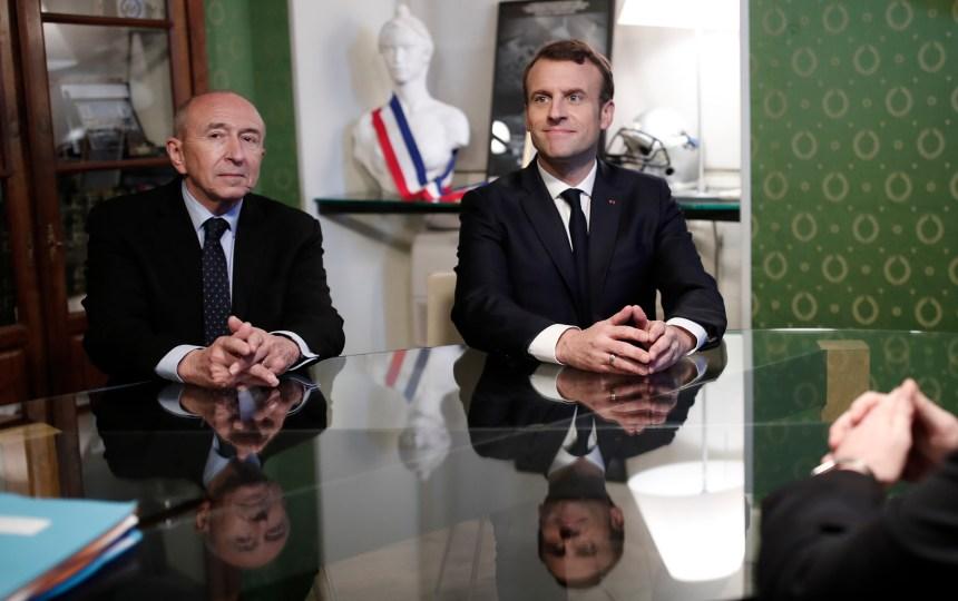 Macron demande à l'Union Européenne de se réformer
