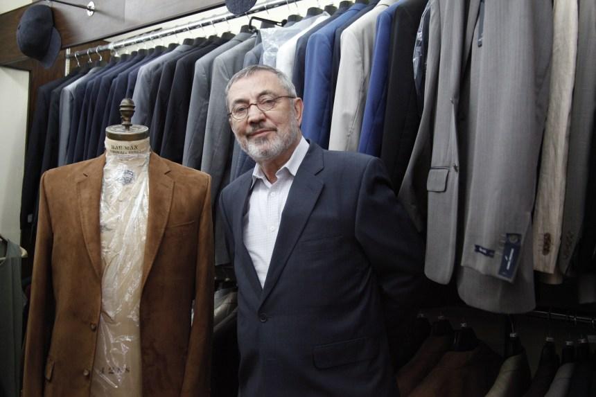 Tailleur par passion depuis plus de cinquante ans