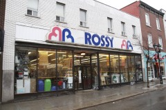 Le magasin Rossy de la rue Ontario fermera ses portes