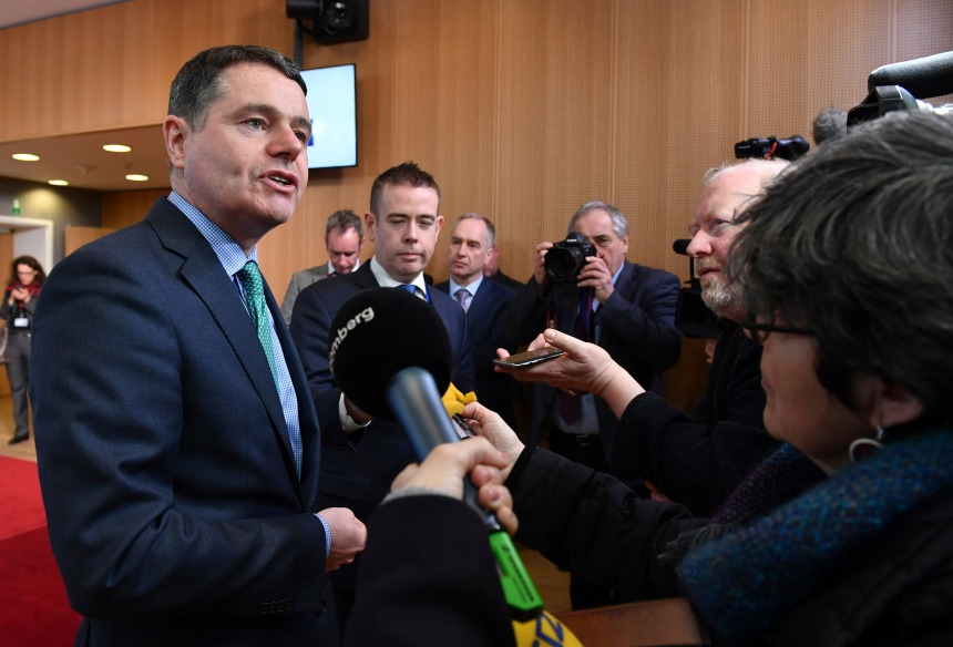 L'Irlande renonce à la vice-présidence de la BCE