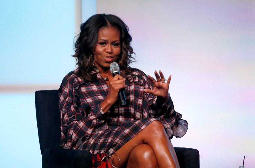 Michelle Obama ravit à Hillary Clinton le titre de femme la plus admirée aux États-Unis