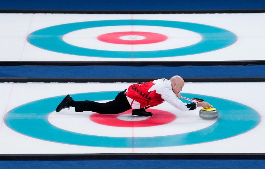 Le Canada est écarté du podium en curling