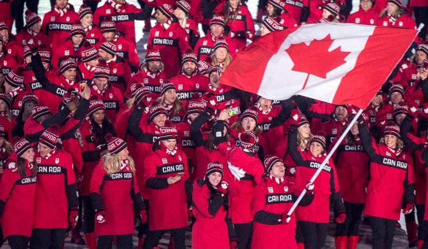 Virtue et Moir mènent la délégation canadienne
