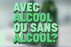 Test de goût à l'aveugle: est-ce une bière avec ou sans alcool?