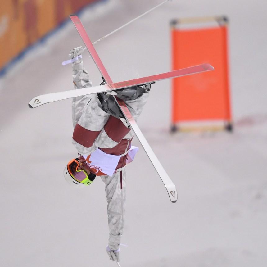 Mikaël Kingsbury remporte le titre olympique