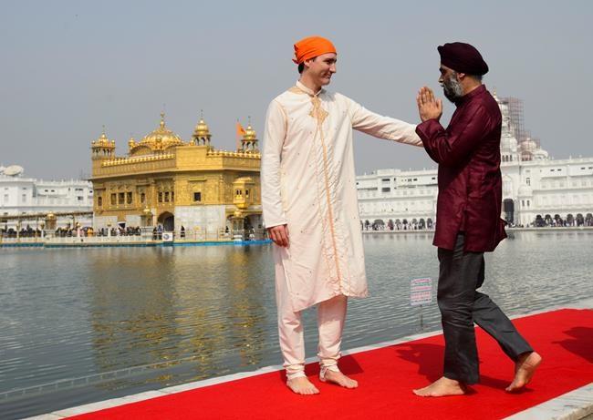 Pendjab: Trudeau clarifie la question sikhe