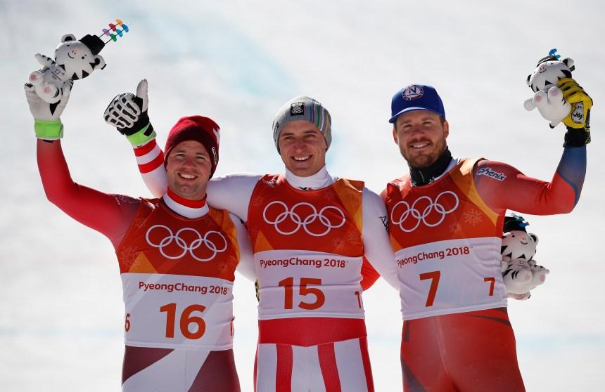 L'Autrichien Matthias Mayer remporte le Super-G