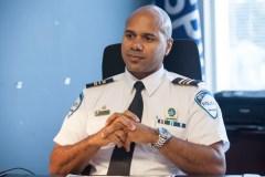 Le commandant Alston veut montrer le nouveau visage du SPVM