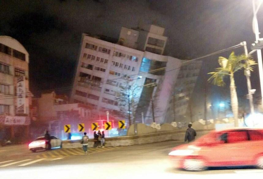 Le séisme à Taïwan a fait 4 morts