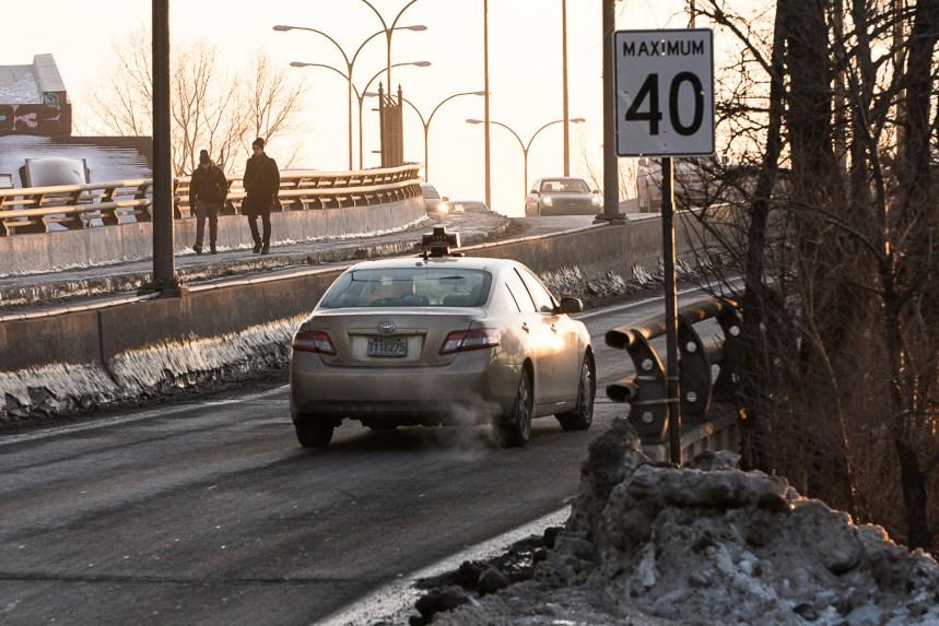 Le taxi collectif 2.0 prend de l'ampleur dans le Grand Montréal