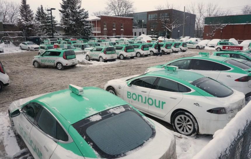 Fermeture de Téo Taxi: une réglementation «trop lourde» pointée du doigt