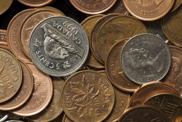 Desjardins prédit la disparition de la pièce cinq cents
