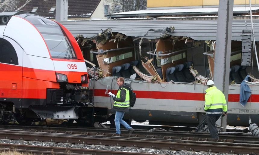 Un mort dans une collision de trains en Autriche