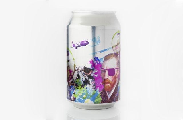 La compagnie Wow Air lance sa propre bière