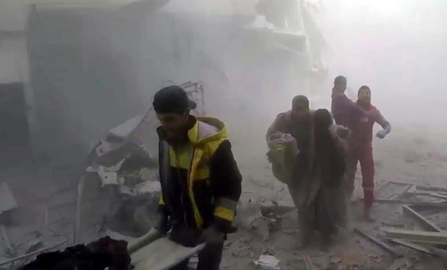 Syrie: la trêve de la Russie ne suffit pas