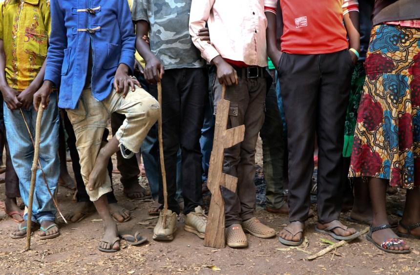 Des centaines d'enfants-soldats libérés au Soudan du Sud