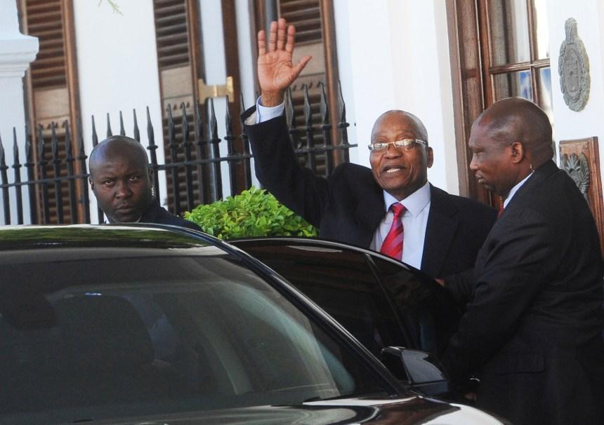 Afrique du Sud: Jacob Zuma aurait accepté de démissionner