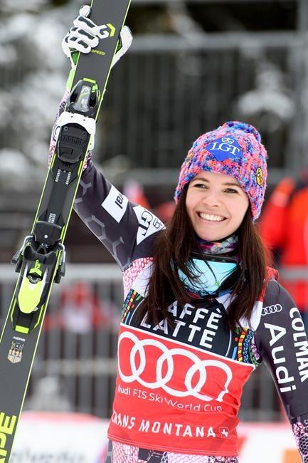 Weirather remporte un super-G en Suisse