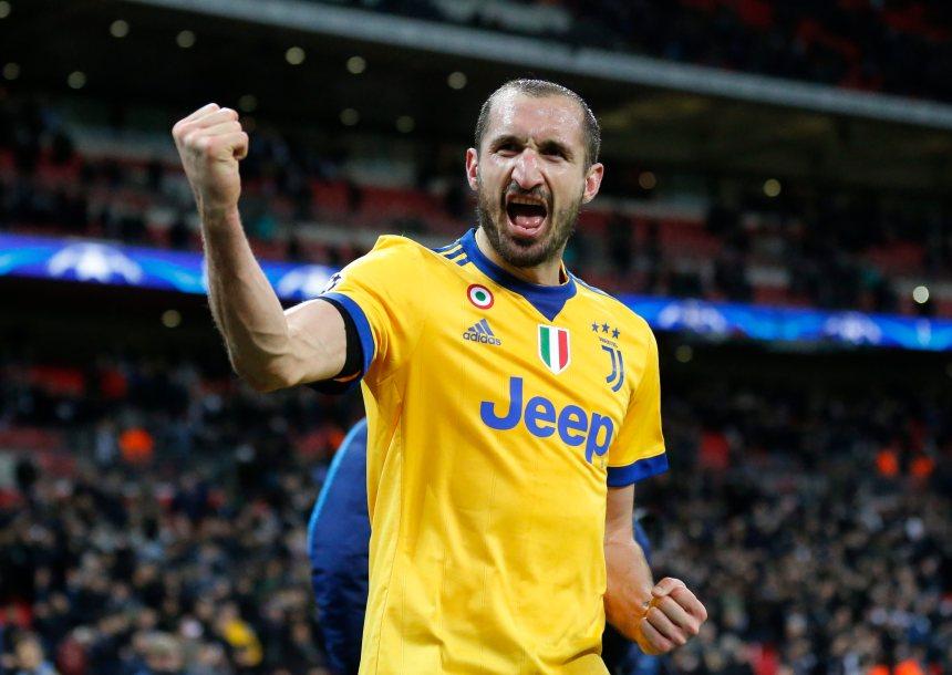 La Juventus vient de l'arrière et passe en quarts