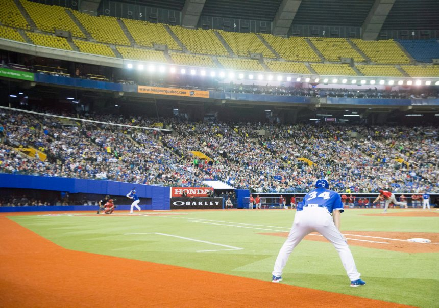 Les partisans de baseball sondés sur un éventuel stade