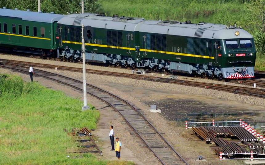 Que sait-on du mystérieux train nord-coréen?
