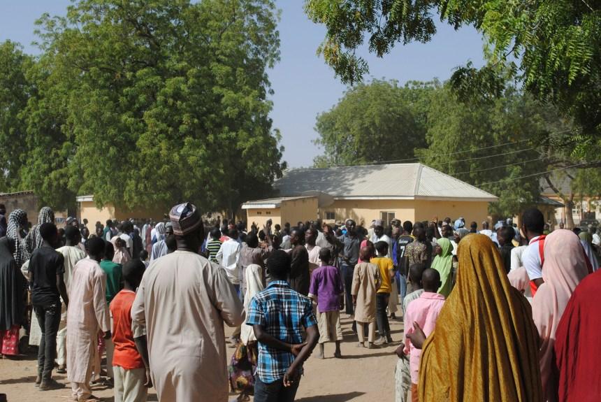 Boko Haram relâche 101 des 110 écolières
