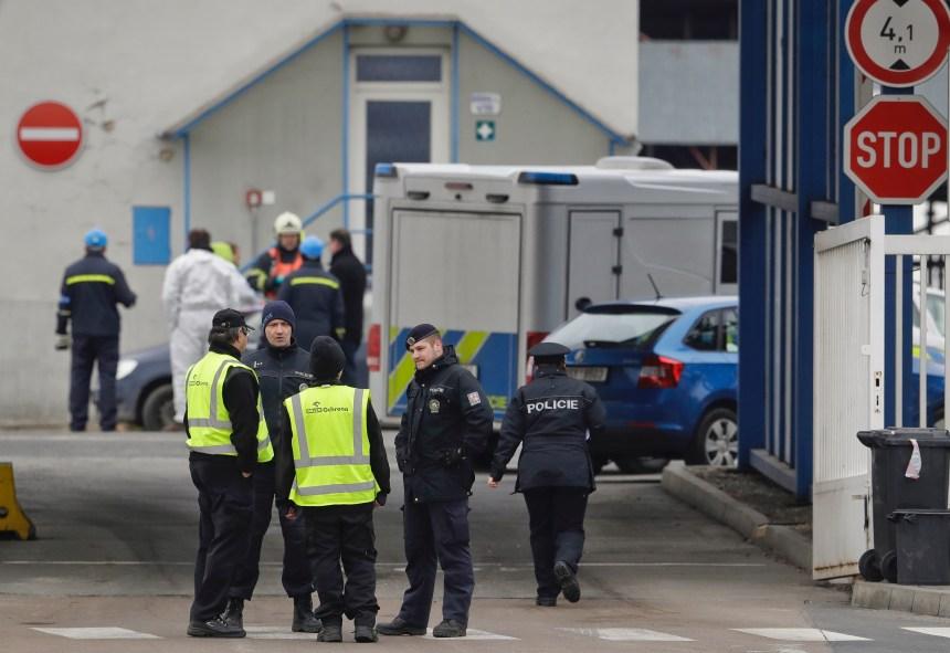 Une explosion fait 6 morts dans une usine tchèque