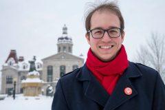 Alexandre Leduc représentera Québec solidaire dans Hochelaga-Maisonneuve