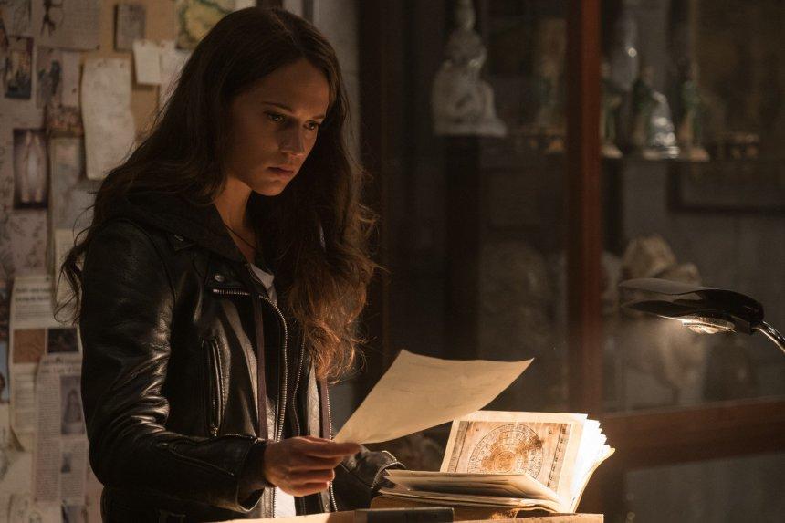 Tomb Raider: Alicia, elle l'a