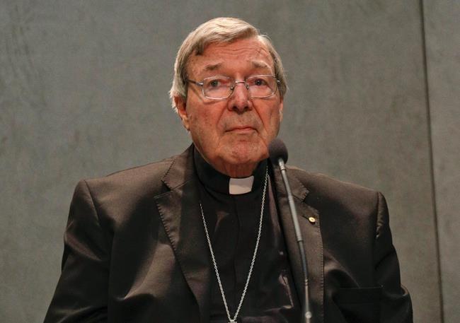 L'ancien grand argentier du Vatican face à la justice
