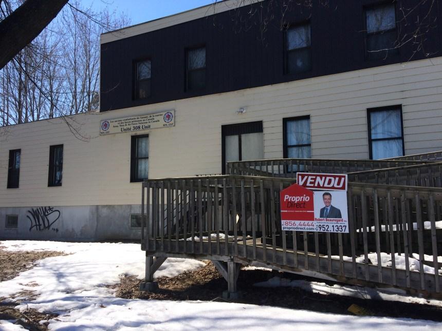 Montréal-Est: fermeture d'une rare association québécoise de vétérans
