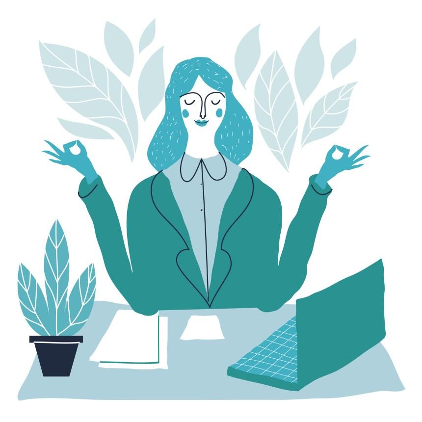 Cinq trucs pour gérer le stress