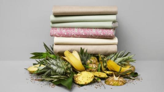 Mode éthique: l'avenir est-il aux fibres textiles conçues à partir de surplus agricoles?
