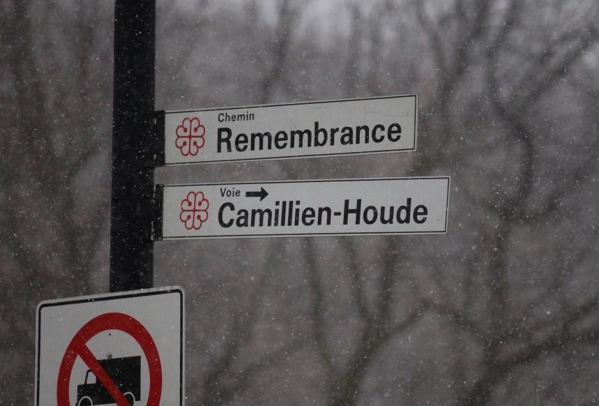 Le projet pilote sur Camillien-Houde est «une réussite», selon la Ville de Montréal