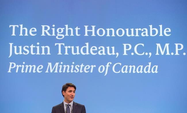 Trudeau appelle Poutine à changer de cap